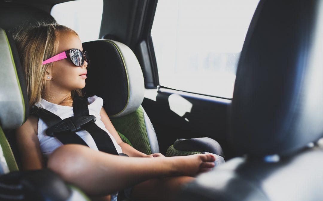 Child Injuries in Car Wrecks – Statistics & Prevention